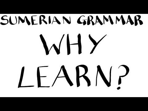 Learn to Read Sumerian